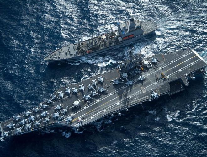 Nếu nghênh chiến, tàu sân bay Mỹ sẽ thắng Trung Quốc - Chuyên gia Nga nhận định - Ảnh 11.