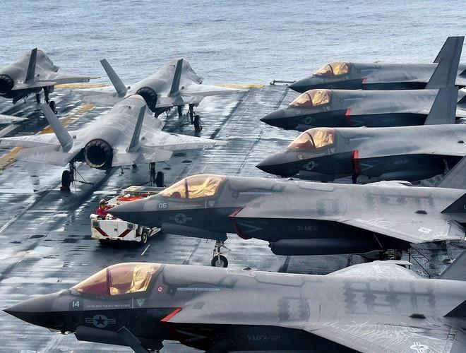 Nếu nghênh chiến, tàu sân bay Mỹ sẽ thắng Trung Quốc - Chuyên gia Nga nhận định - Ảnh 14.