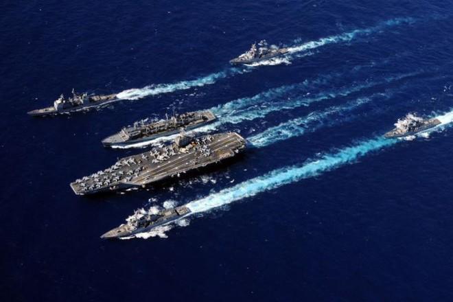 Nếu nghênh chiến, tàu sân bay Mỹ sẽ thắng Trung Quốc - Chuyên gia Nga nhận định - Ảnh 15.