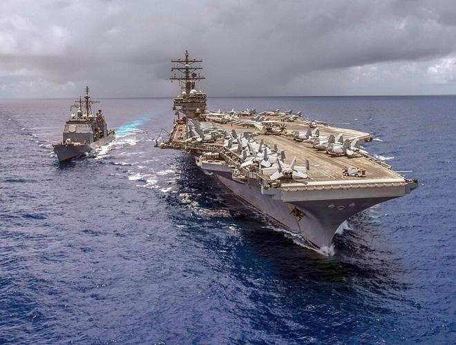 Nếu nghênh chiến, tàu sân bay Mỹ sẽ thắng Trung Quốc - Chuyên gia Nga nhận định - Ảnh 17.