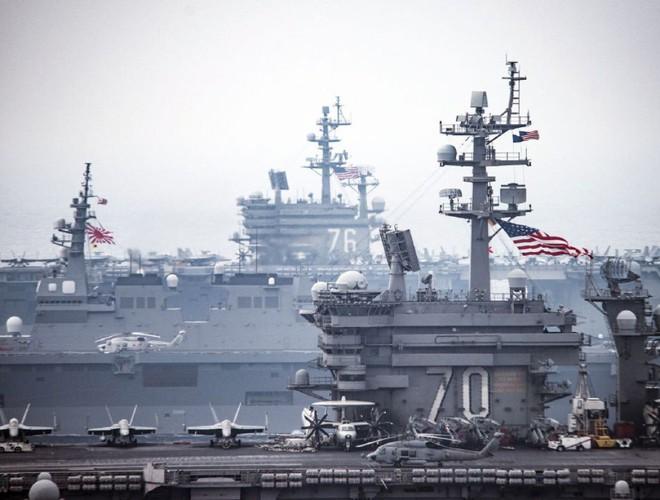 Nếu nghênh chiến, tàu sân bay Mỹ sẽ thắng Trung Quốc - Chuyên gia Nga nhận định - Ảnh 20.