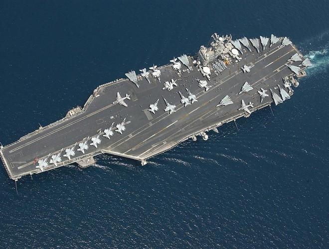 Nếu nghênh chiến, tàu sân bay Mỹ sẽ thắng Trung Quốc - Chuyên gia Nga nhận định - Ảnh 2.