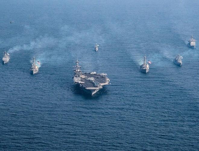 Nếu nghênh chiến, tàu sân bay Mỹ sẽ thắng Trung Quốc - Chuyên gia Nga nhận định - Ảnh 5.