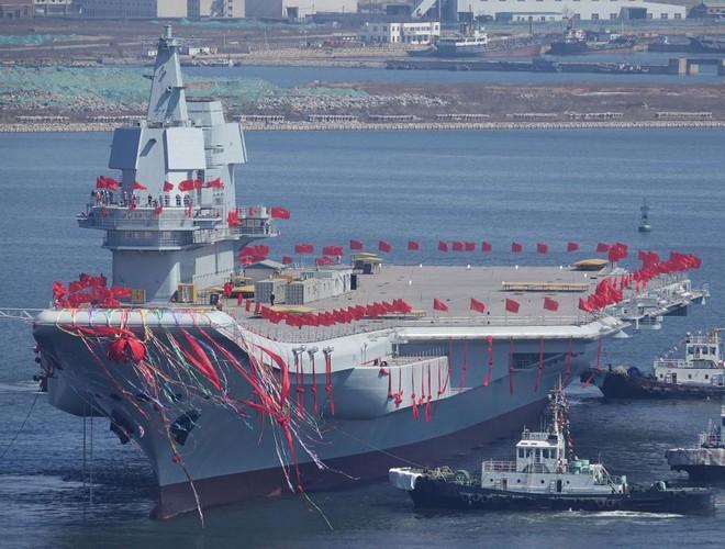 Nếu nghênh chiến, tàu sân bay Mỹ sẽ thắng Trung Quốc - Chuyên gia Nga nhận định - Ảnh 6.