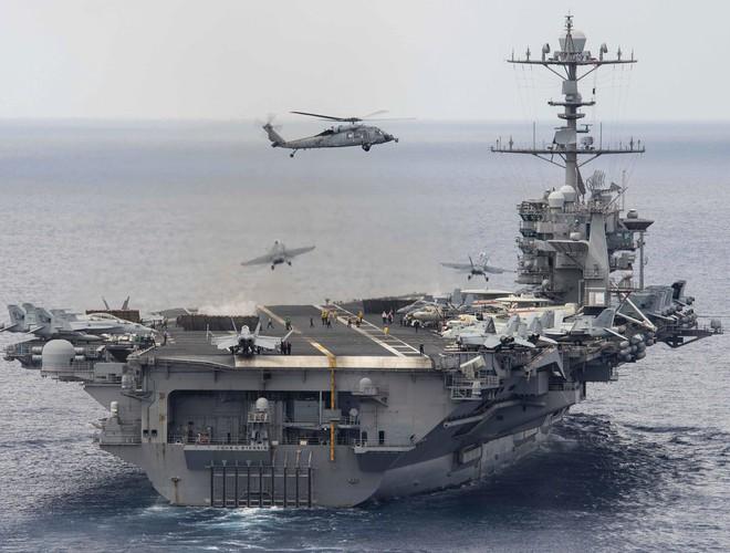 Nếu nghênh chiến, tàu sân bay Mỹ sẽ thắng Trung Quốc - Chuyên gia Nga nhận định - Ảnh 7.