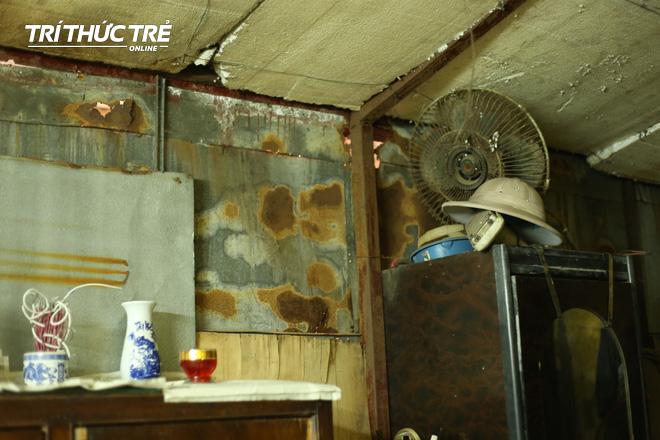 Chuyện hy hữu giữa Thủ đô: Cặp vợ chồng sống trên nóc nhà vệ sinh suốt… 44 năm - ảnh 5