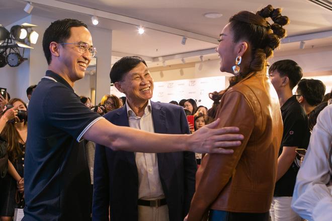 Bố chồng, ông xã Tăng Thanh Hà hết lời khen ngợi siêu mẫu Thanh Hằng - Ảnh 7.