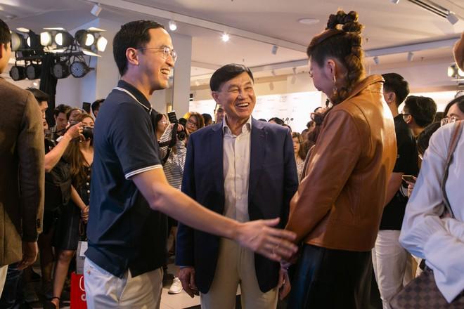 Bố chồng, ông xã Tăng Thanh Hà hết lời khen ngợi siêu mẫu Thanh Hằng - Ảnh 6.