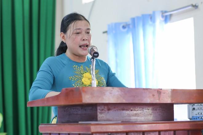 Phó hiệu trưởng ở vùng U Minh Thượng: Học sinh không chỉ đọc sách mà sẽ noi gương ông Vũ - Ảnh 2.