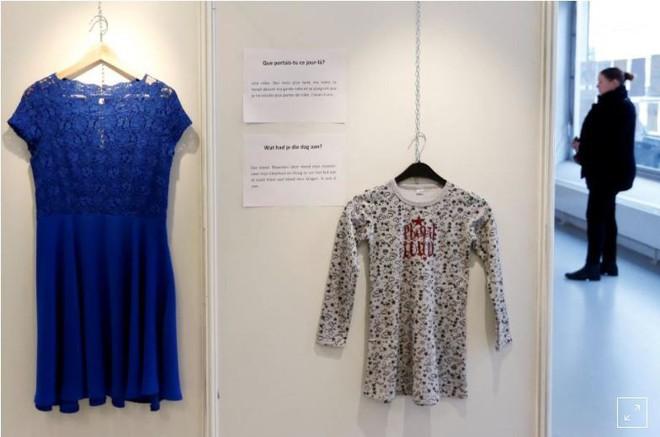 Bỉ mở triển lãm những trang phục của nạn nhân hiếp dâm để chứng minh việc ăn mặc thế nào không hề là nguyên nhân khiến phụ nữ bị cưỡng bức - Ảnh 2.