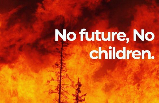 Bức xúc trước sự thờ ơ của chính phủ trước nạn biến đổi khí hậu, giới trẻ Canada đồng loạt cam kết không sinh con - Ảnh 2.