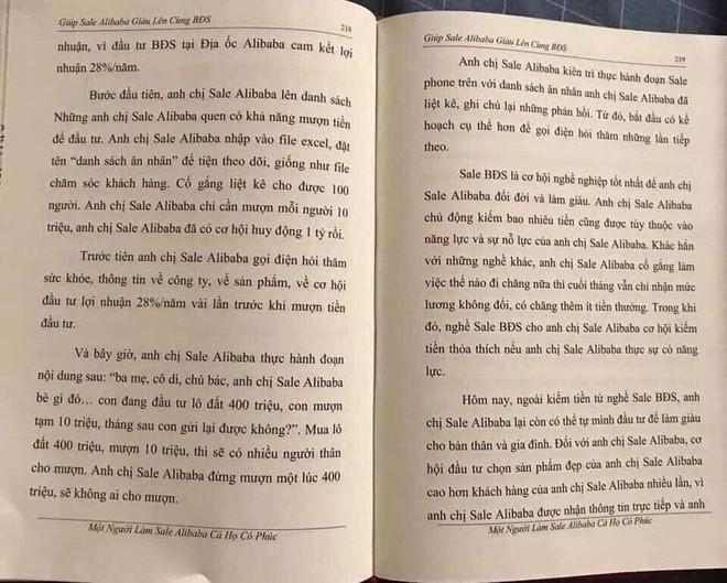 Nhà xuất bản nói gì về cuốn sách Nguyễn Thái Luyện dạy nhân viên Alibaba bí kíp lừa đảo? - Ảnh 1.