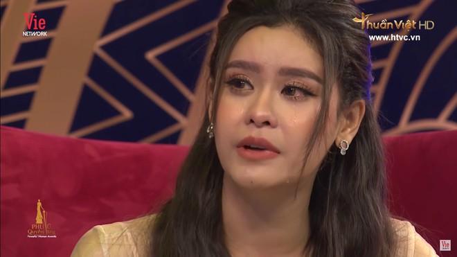 Trương Quỳnh Anh bật khóc: Đến với Tim, tôi mất tất cả mọi thứ, mất quản lý, bạn bè, cha mẹ - ảnh 5