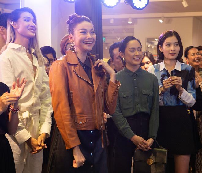 Bố chồng, ông xã Tăng Thanh Hà hết lời khen ngợi siêu mẫu Thanh Hằng - Ảnh 4.