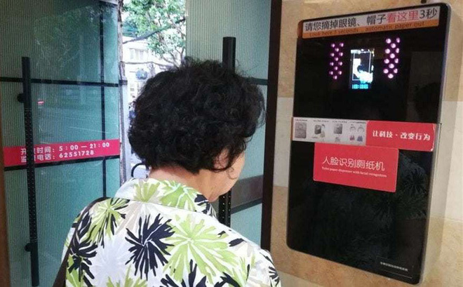 Hành động đáng xấu hổ này của dân Trung Quốc là lý do công nghệ nhận dạng khuôn mặt được đưa vào cả toilet công cộng