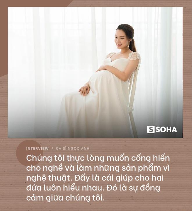 Ngọc Anh lần đầu mở lòng chuyện có con sau 12 năm và cuộc sống hạnh phúc bên Tô Minh Đức - Ảnh 9.