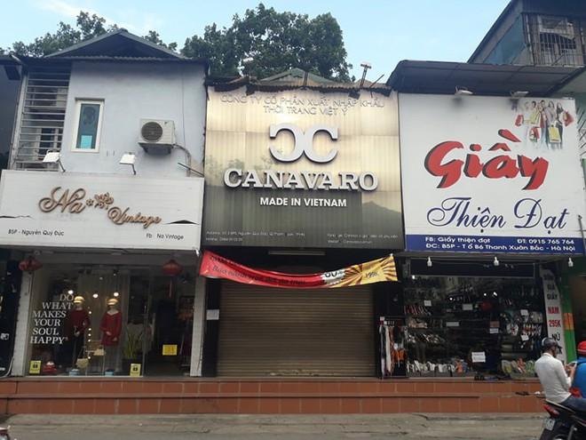 Công an sẽ xử phạt chủ shop giày không ngang cơ với chủ tịch tỉnh Hà Nội  - Ảnh 1.