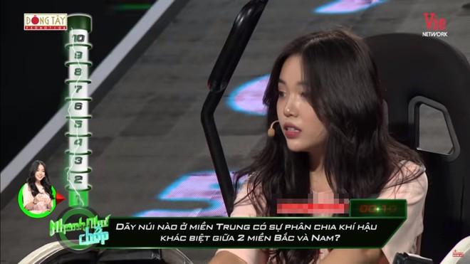 Hot girl xinh đẹp bị chỉ trích vì thiếu kiến thức, nói Singapore giáp Việt Nam khiến Trường Giang sốc - Ảnh 5.