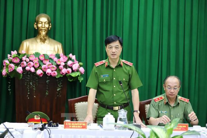 Thiếu tướng Công an vạch trần thủ đoạn lừa đảo của địa ốc Alibaba - Ảnh 1.