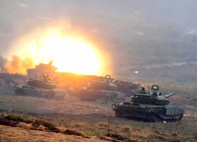 Kinh nghiệm thực chiến ở Syria được Nga áp dụng trong tập trận CETER-2019 như thế nào? - Ảnh 2.