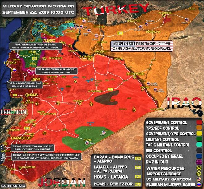 Chiến đấu cơ Saudi xuất kích ồ ạt trả đũa đòn tập kích nhà máy lọc dầu - Nga bật đèn xanh cho S-300 Syria khai hỏa UAV Israel - Ảnh 3.