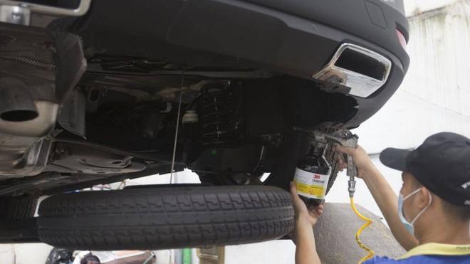 Lợi ích của việc sơn phủ gầm chống gỉ cho xe ô tô - Ảnh 2.
