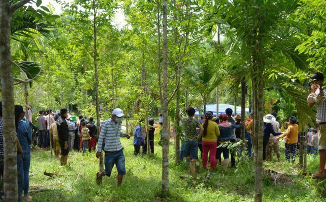 Phát hiện thi thể nam thiếu niên đang phân huỷ trong rừng sau hơn 1 tháng nạn nhân bỏ nhà đi