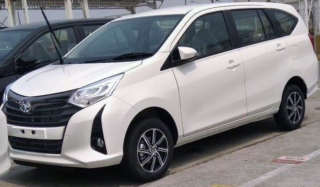 Cận cảnh mẫu ô tô vừa ra mắt của Toyota giá chỉ 227 triệu đồng - Ảnh 9.