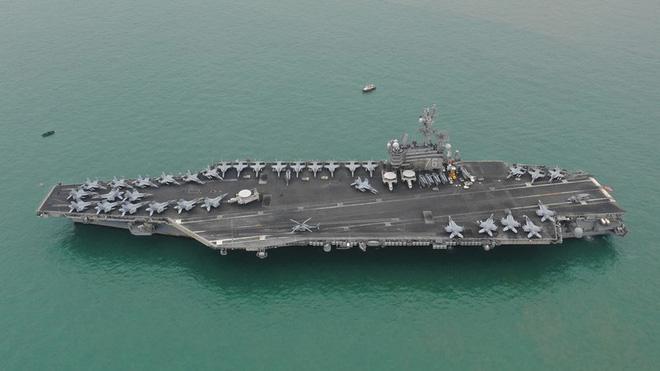 Ông Shoigu: Nga không cần tàu sân bay, cần vũ khí đánh chìm nó - ảnh 1