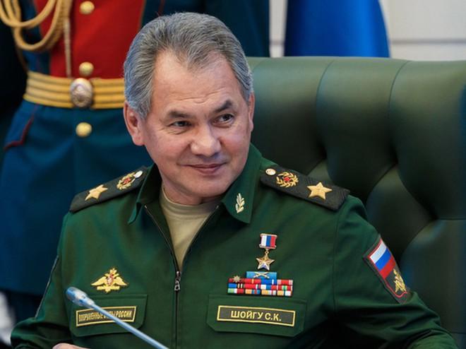 Ông Shoigu: Nga không cần tàu sân bay, cần vũ khí đánh chìm nó - ảnh 2