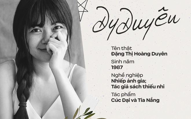Dy Duyên - Nữ nhiếp ảnh trong mơ của nhiều nàng thơ Việt kể về cuộc tình đặc biệt, không có hội thoại trong suốt 10 năm - Ảnh 1.