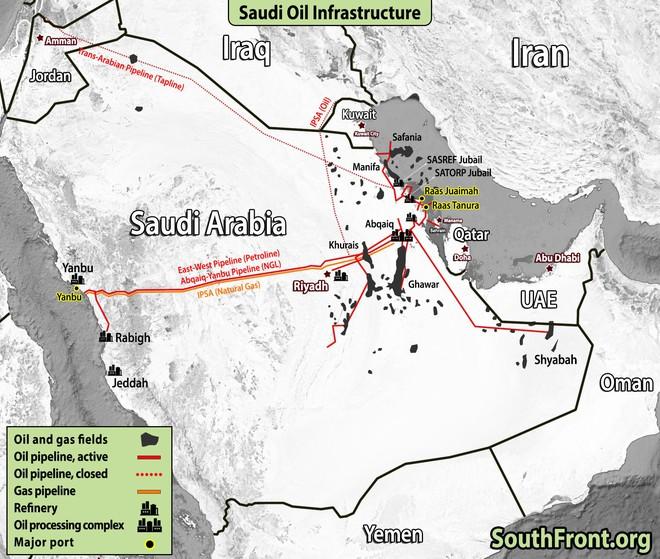 Mỹ tuyệt vọng trước Iran - Leo thang nguy hiểm, Saudi không kích trả đũa dồn dập - Ảnh 9.