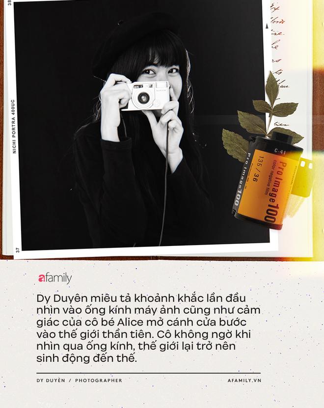 Dy Duyên - Nữ nhiếp ảnh trong mơ của nhiều nàng thơ Việt kể về cuộc tình đặc biệt, không có hội thoại trong suốt 10 năm - Ảnh 4.
