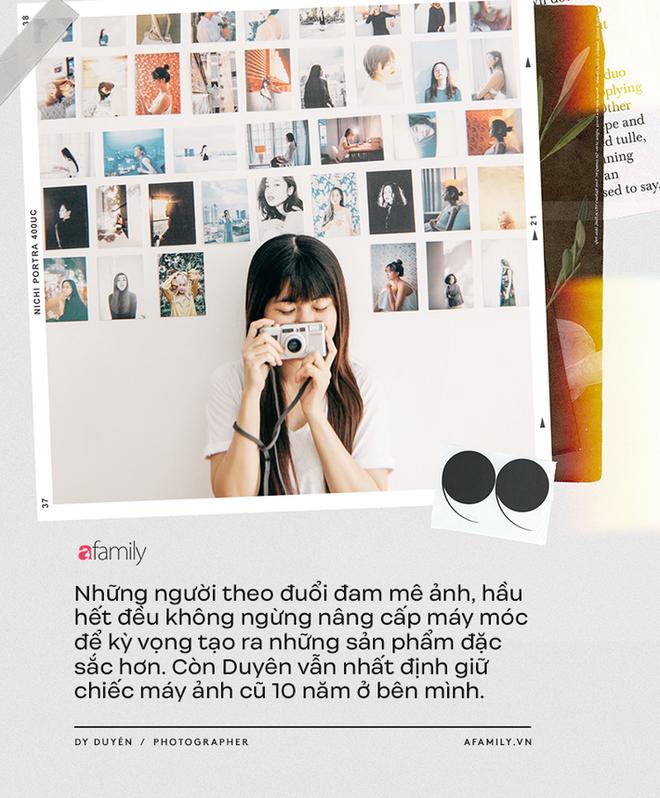 Dy Duyên - Nữ nhiếp ảnh trong mơ của nhiều nàng thơ Việt kể về cuộc tình đặc biệt, không có hội thoại trong suốt 10 năm - Ảnh 5.