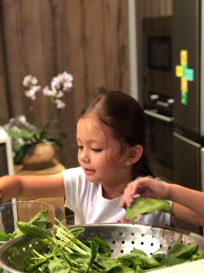 Mới 7 tuổi, con gái diva Hồng Nhung đã sở hữu nhan sắc thiên thần lai đẹp đến khó rời mắt - ảnh 7