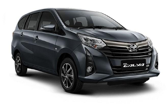 Cận cảnh mẫu ô tô vừa ra mắt của Toyota giá chỉ 227 triệu đồng - Ảnh 1.