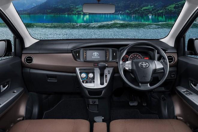 Cận cảnh mẫu ô tô vừa ra mắt của Toyota giá chỉ 227 triệu đồng - Ảnh 7.