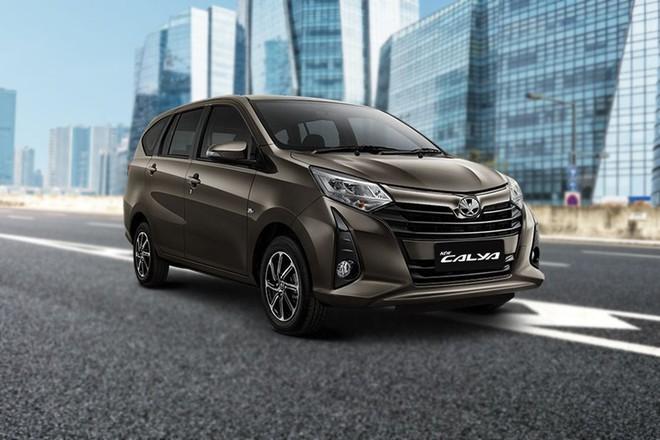 Cận cảnh mẫu ô tô vừa ra mắt của Toyota giá chỉ 227 triệu đồng - Ảnh 4.