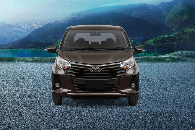 Cận cảnh mẫu ô tô vừa ra mắt của Toyota giá chỉ 227 triệu đồng - Ảnh 3.