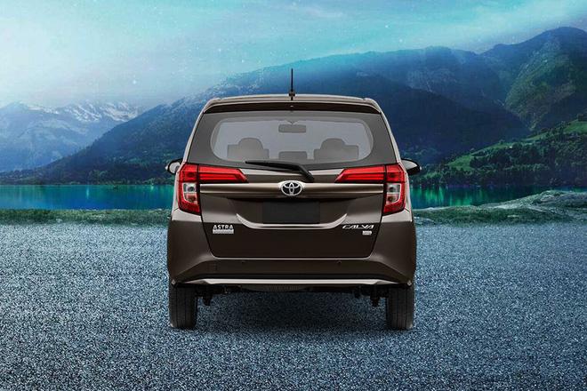 Cận cảnh mẫu ô tô vừa ra mắt của Toyota giá chỉ 227 triệu đồng - Ảnh 11.