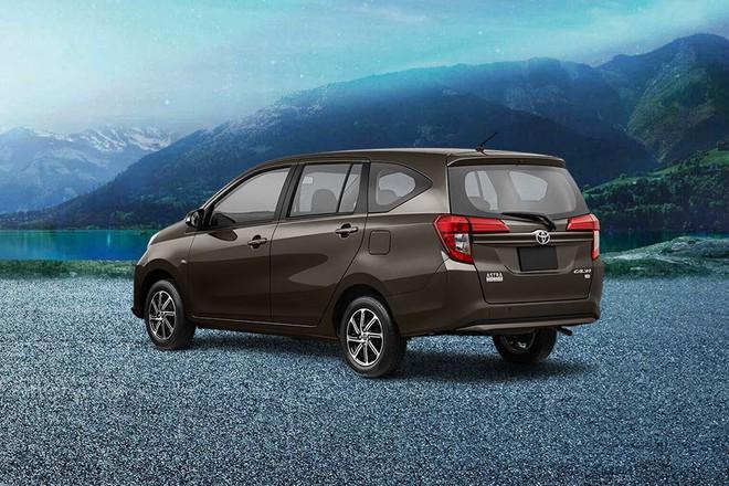 Cận cảnh mẫu ô tô vừa ra mắt của Toyota giá chỉ 227 triệu đồng - Ảnh 2.