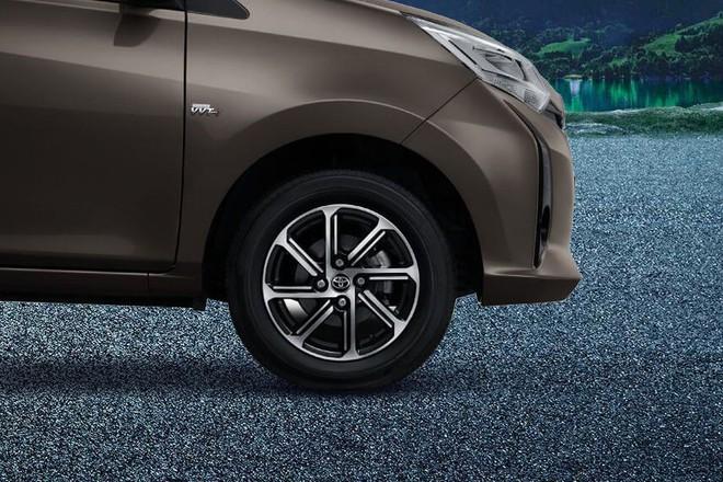 Cận cảnh mẫu ô tô vừa ra mắt của Toyota giá chỉ 227 triệu đồng - Ảnh 5.