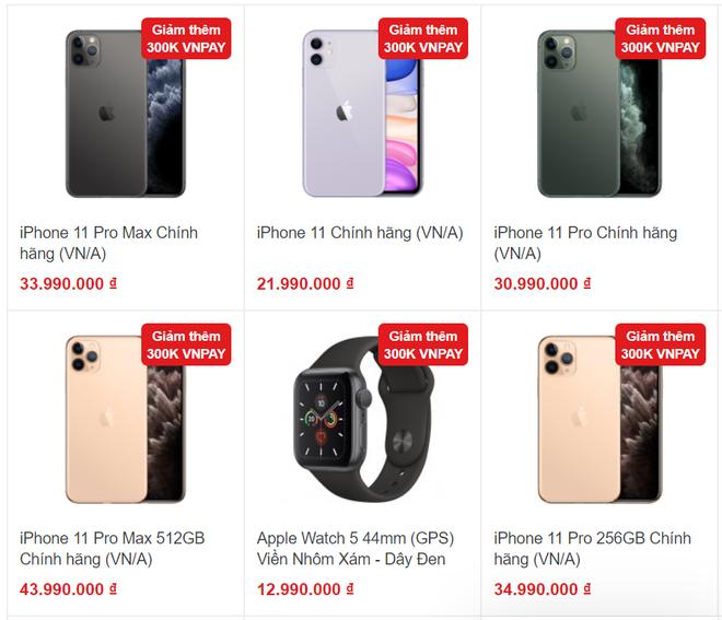 Bất ngờ giá iPhone 11, iPhone 11 Pro Max sau chưa đầy 3 ngày về Việt Nam - Ảnh 3.