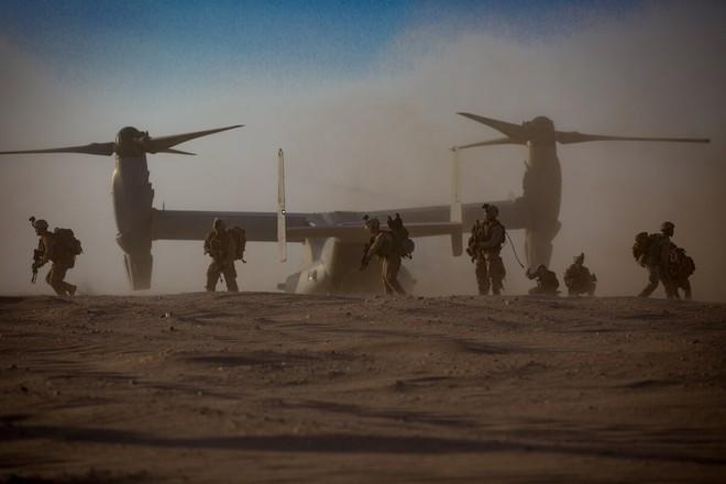 120.000 quân Mỹ ồ ạt đến Trung Đông: Đã đủ quân để đè bẹp Iran hay chưa? - Ảnh 2.