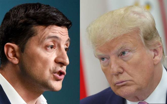 Vướng vào vụ bê bối phức tạp với ông Zelensky, ông Trump có thoát khỏi bản án luận tội?