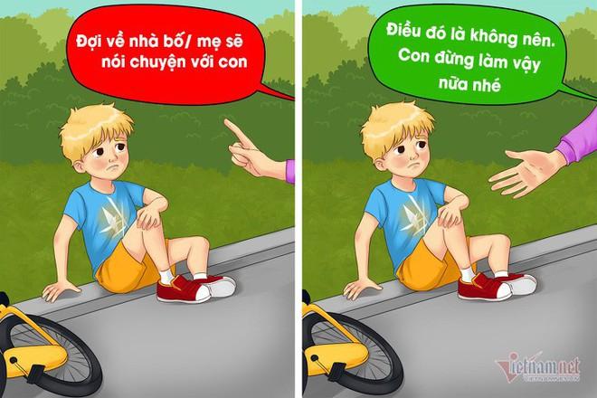 9 câu nói nhẹ nhàng của cha mẹ khiến trẻ nghe lời răm rắp - Ảnh 1.