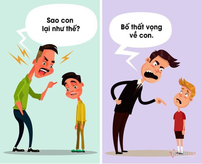 9 câu nói nhẹ nhàng của cha mẹ khiến trẻ nghe lời răm rắp - Ảnh 8.