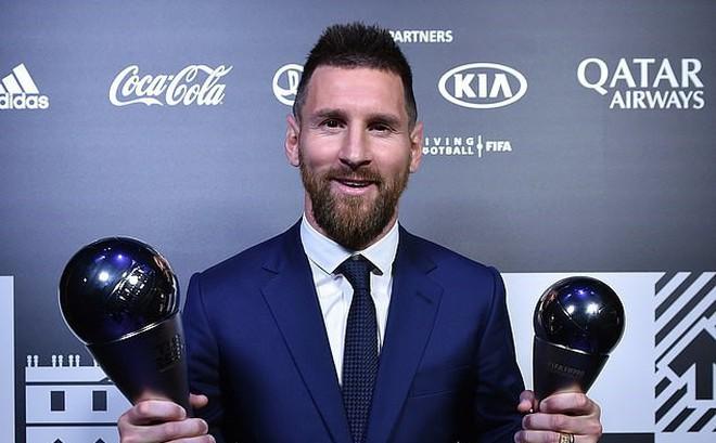 HLV Park Hang Seo bầu Salah nhưng Messi giành giải FIFA The Best
