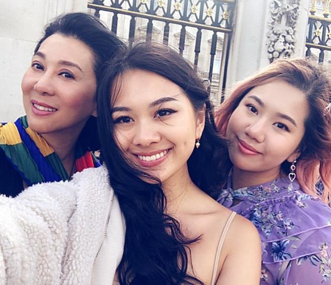 Lộ diện nhan sắc xinh đẹp, thu hút của con gái út MC Nguyễn Cao Kỳ Duyên - Ảnh 1.