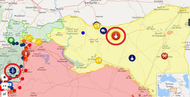 CẬP NHẬT: Su-35 và S-400 Nga sẽ thẳng tay tiêu diệt chiến đấu cơ Israel ở Syria - Máy bay quân sự Mỹ bay rất thấp sát Syria - Ảnh 6.